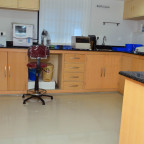 Fine laboratory at kottayam hospital